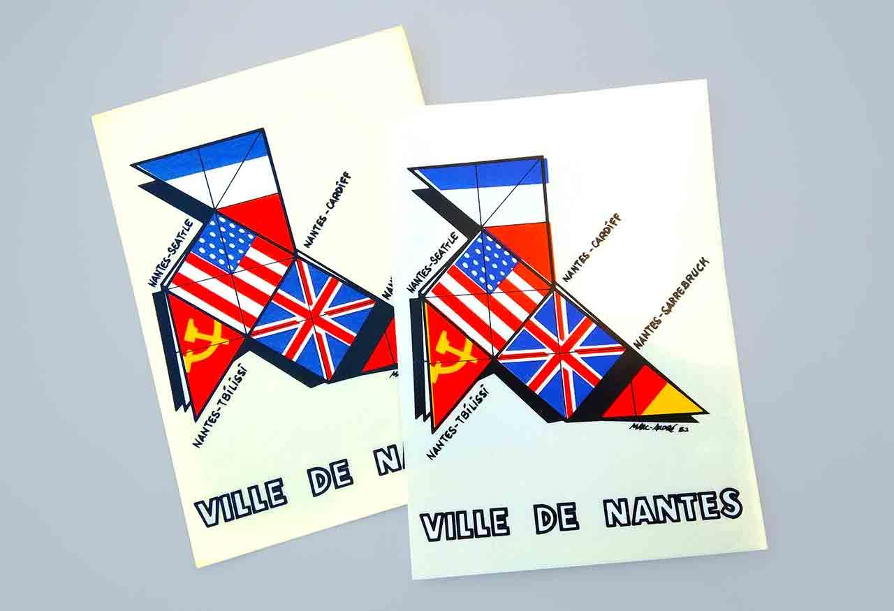 1982-Autocollants-Fête-des-villes-jumelées