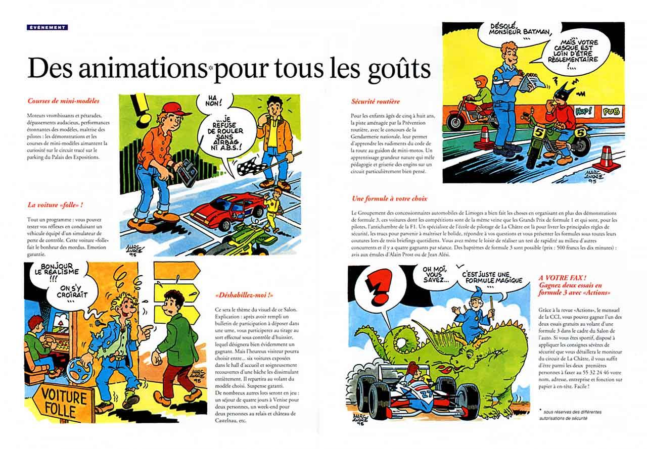 1995-supplément-Salon-de-lAuto-1995de-la-revue-Actions-40-octobre-1995-Revue-de-la-Chambre-de-Commerce-et-dIndustrie-de-la-Haute-Vienne
