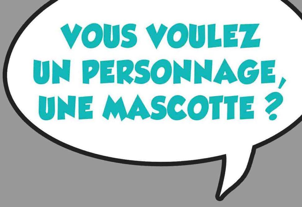 Marc-André graphiste illustrateur Besoin personnage mascotte logo cartoon BD