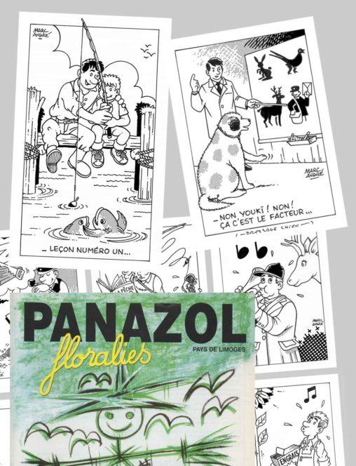 Vignettes-humoristiques-dans-plaquette-Floralies-de-Panazol-avril-1995-01