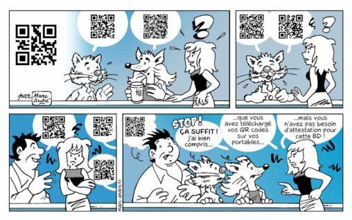 Un chat dans un bar 6 Marc-André BD Illustration Graphisme Limoges