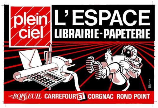 L'Espace Librairie-Papeterie Plein Ciel Rude Limoges